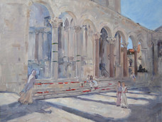 Diocletian Palace, Phoebe Dickinson<br>